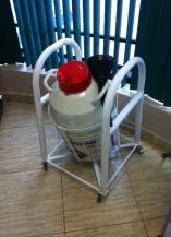 Liquid Nitrogen canister